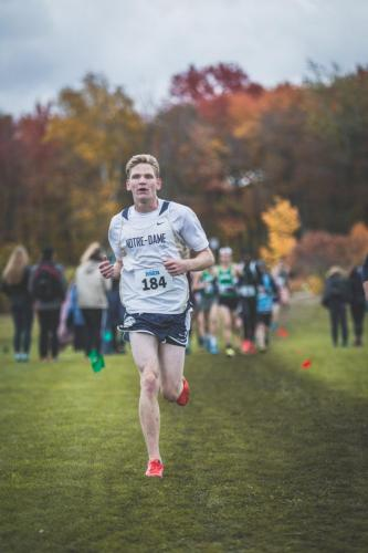 Notre-Dame cross-country 2018 (8)